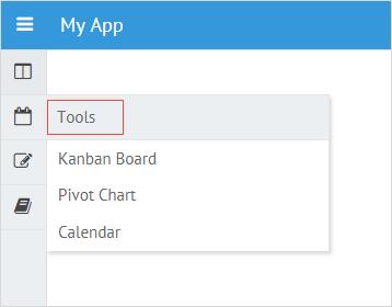 Sidebar, UI Widgets Webix Docs